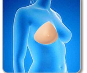 prothèse mammaire externe standard